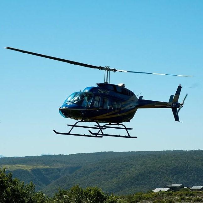 Pezula Helicopter